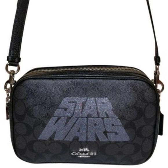 Star Wars coach crossbody bag
